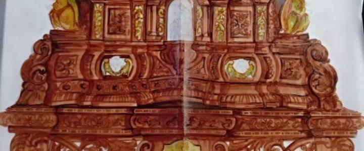 PROYECTO ARTÍSTICO DEL ACABADO DEL PASO DE MISTERIO DE NUESTRO SEÑOR JESÚS DE LA HUMILDAD