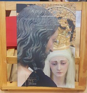 VENTA DEL LIBRO XXV ANIVERSARIO «AZUL Y PLATA»