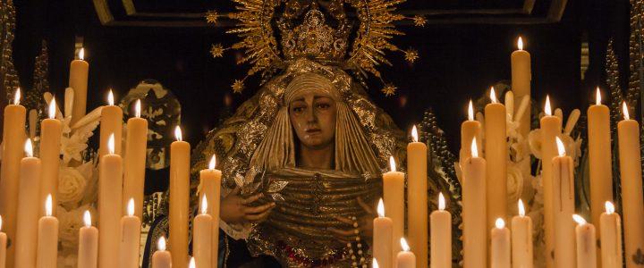 REUNIÓN-IGUALÁ DE LA CUADRILLA DE COSTALEROS DE MARÍA SANTÍSIMA DEL DULCE NOMBRE