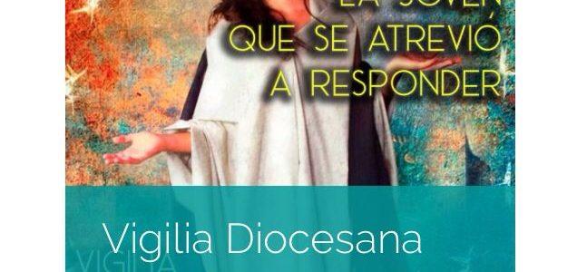VIGILIA DIOCESANA DE LA INMACULADA
