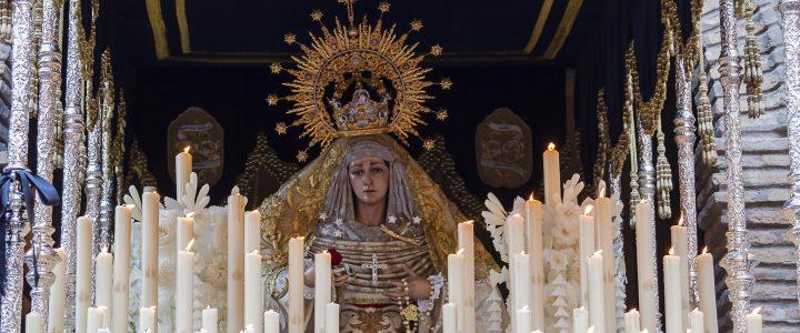 II ENSAYO DE LA CUADRILLAS DE COSTALEROS 2019