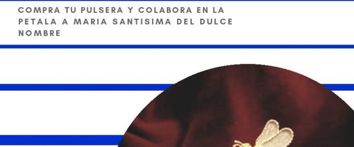 PULSERAS PRO-PETALÁ 2019