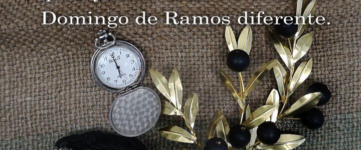 ¿QUIERES VIVIR NUESTRO DOMINGO DE RAMOS?