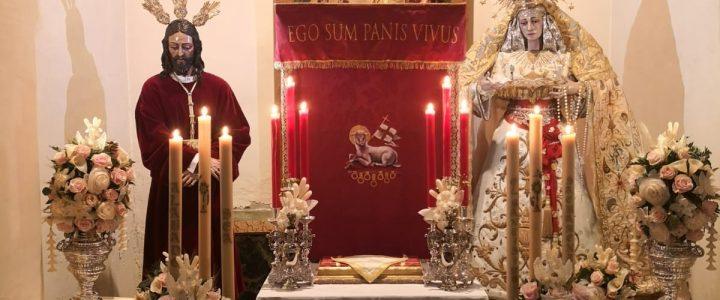 MISA EN HONOR AL CORPUS CHRISTI 2020